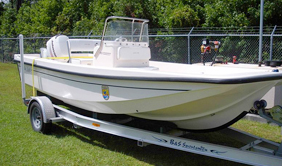 båt-på-trailer